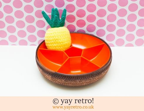 362: Bright Orange Emsa Snack Bowl (£15.00)